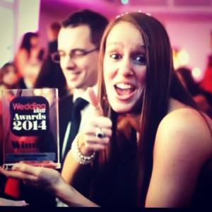 me at the awards WHOOOOO