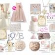 pretty floral wedding stationery invitations thumbnail