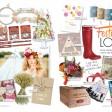 festival love tipi wedding stationery invitations thumbnail