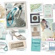 seaside coast nautical wedding invitations stationery thumbnail