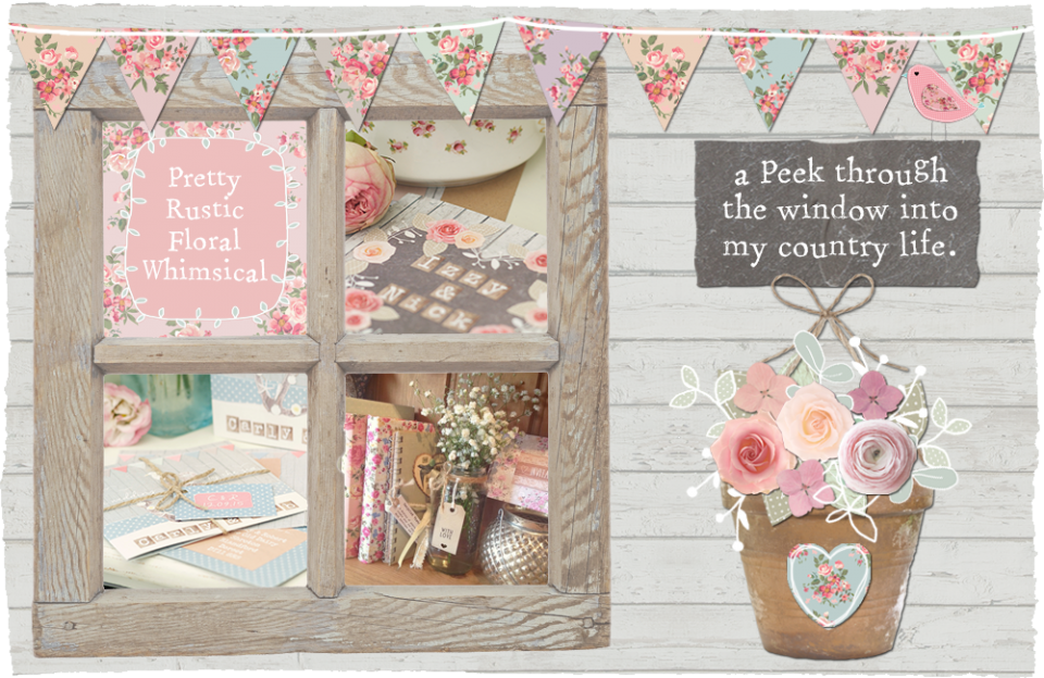 5  sarah wants wedding stationery and invitations, floral, rustic, country, pretty, shabby chic, lace, vintage, pastel
