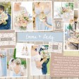 Emma & Andy  Rustic country vintage shabby chic floral cath kidston wedding invitations and stationery thumbnail