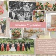 Christina Jonathon Rustic country vintage shabby chic floral cath kidston wedding invitations and stationery thumbnail