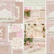 Sarah Wants Going to the Chapel Rustic country vintage wedding stationery and invitations, chapel, church, floral, flowers, pattern, shabby chic, bunting, lace, kraft, rustic, pretty, cute thumbnail