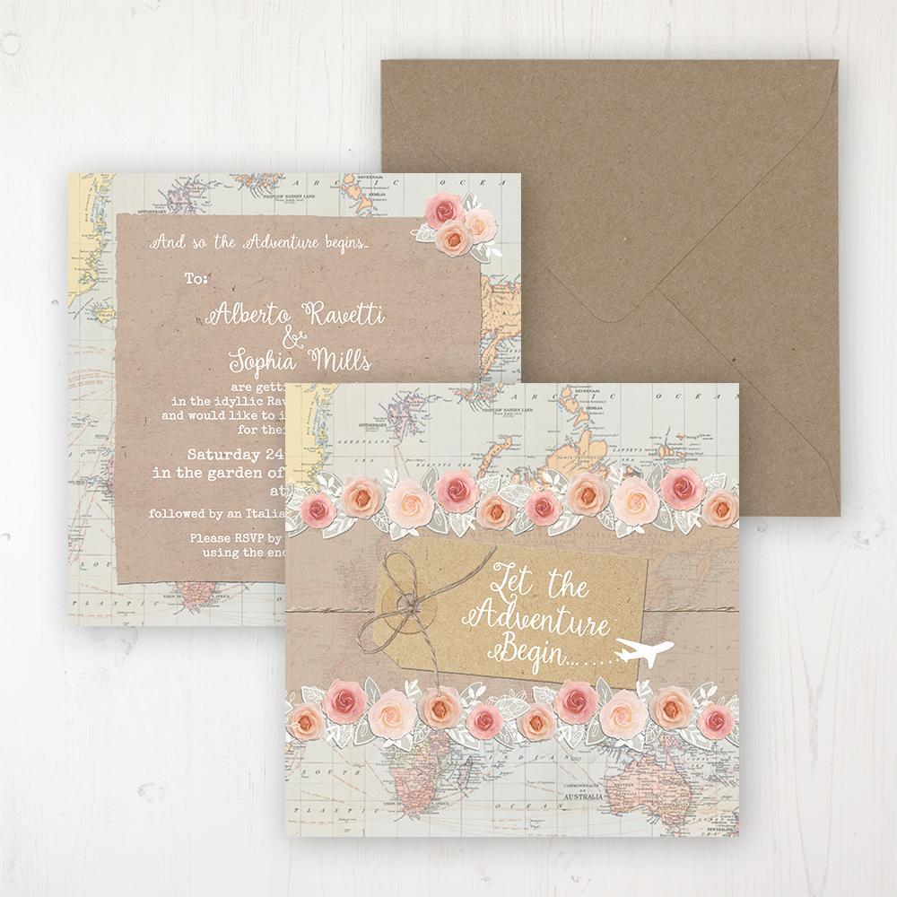 Personalised Wedding Invites - Sarah Wants Stationery