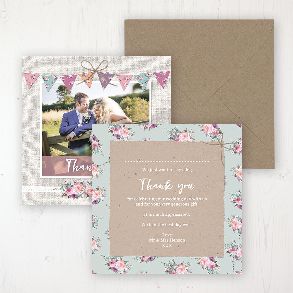 Tipi Love Thank You Cards Sarah Wants