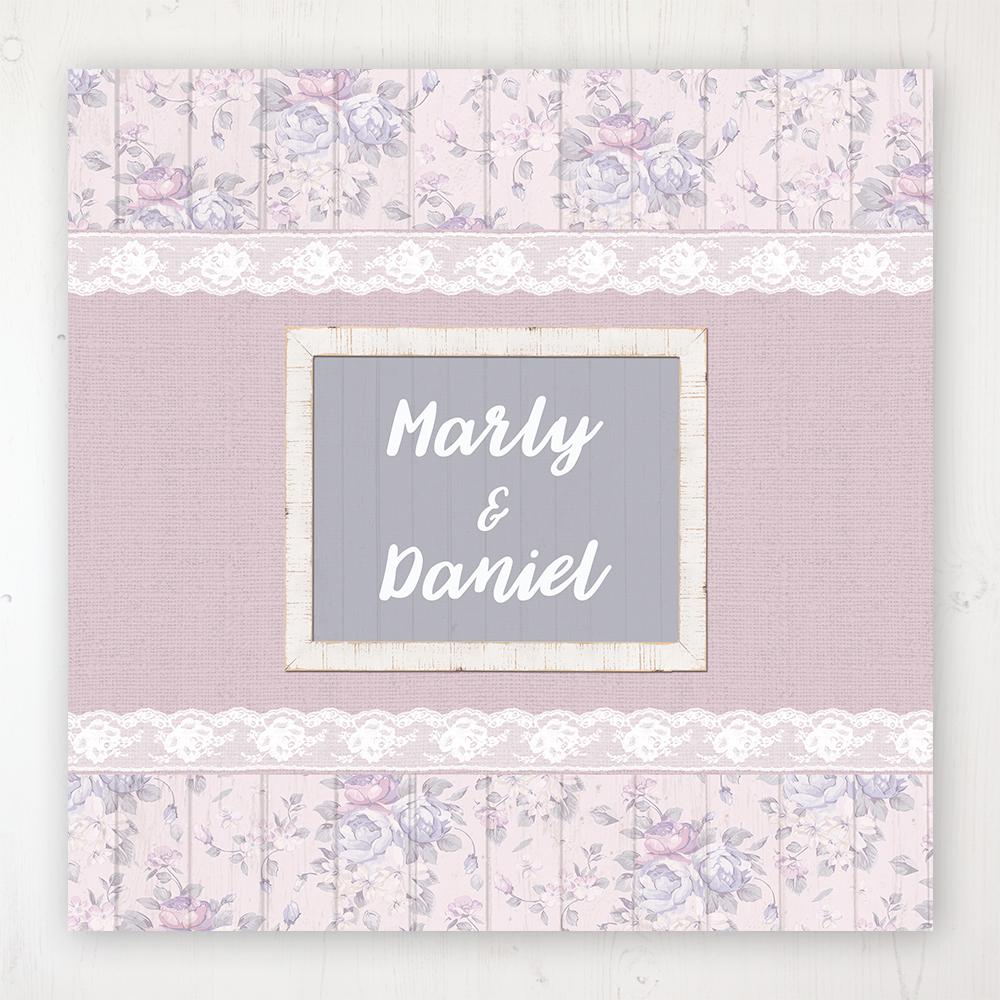 Dusky Dream Wedding Collection - Main Stationery Design