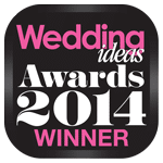 Wedding Ideas Awards Winner Logo 2014