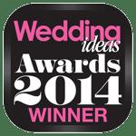 Wedding Ideas Awards Winner Logo 2014