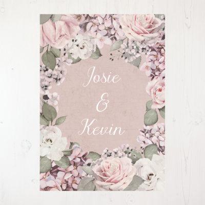 Dusty Rose Garden